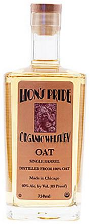 Lion's Pride Whiskey Oat